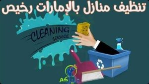 تنظيف منازل بالامارات رخيص
