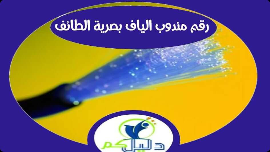 رقم مندوب الياف بصرية stc الطائف 0562092756